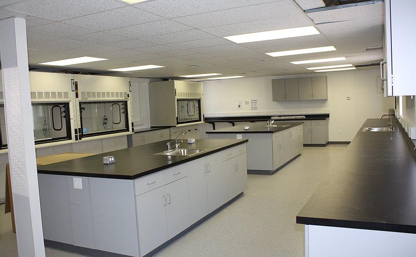 Lab Design - Custom Lab Build